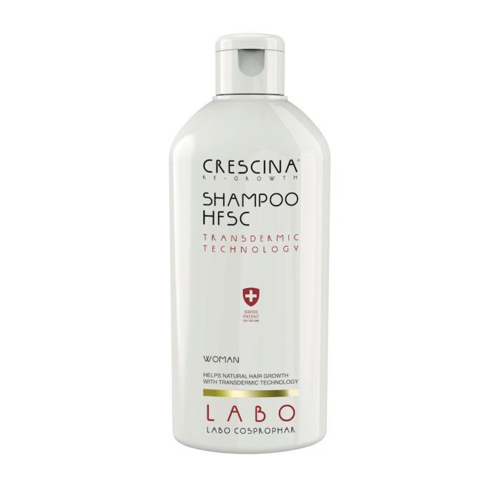 šampoon, crescina transdermic