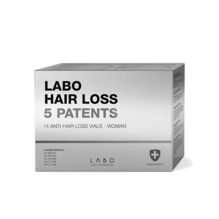 juukseampullid hair loss, crescina, labo
