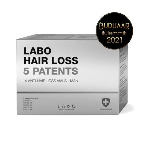 labo hair lossnjuukseampullidmeestele